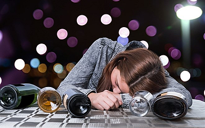 Изображение 1 - Лечение женского алкоголизма - клиника Веримед