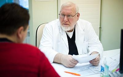 Изображение 4 - Беседа с пациентом - клиника Веримед
