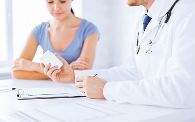 Изображение 4 - Врач назначает лекарства - клиника Веримед