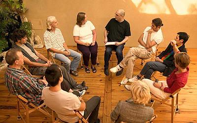 Изображение 2 - Пациентов объединяют в группы - клиника Веримед