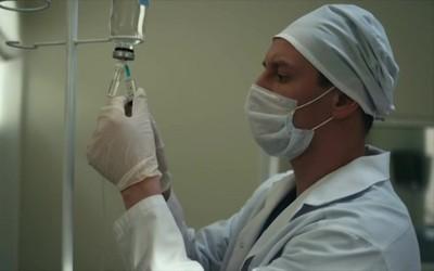 Капельница с лекарством - клиника Веримед