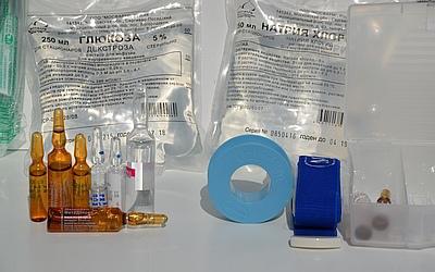 Изображение 4 - Инфузионно-капельная терапия - клиника Веримед