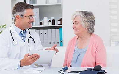 Изображение 3 - Врач беседует с родственником пациента - клиника Веримед