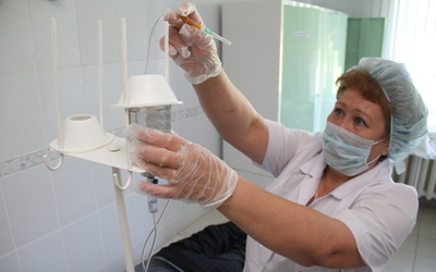 Детоксикационный раствор - клиника Веримед