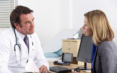 Консультационная беседа с врачом - клиника Веримед