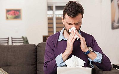Регулярные носовые кровотечения - клиника Веримед