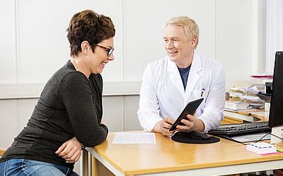 Сеанс психотерапии - клиника Веримед