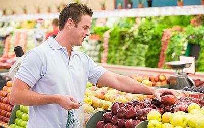 Свежие фрукты и овощи - клиника Веримед