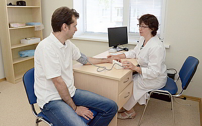 Обследование у нарколога - клиника Веримед