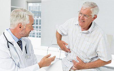 Пациент жалуется на спазмы - клиника Веримед