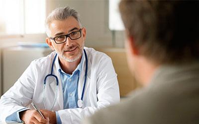 Нарколог проводит диагностику - Веримед