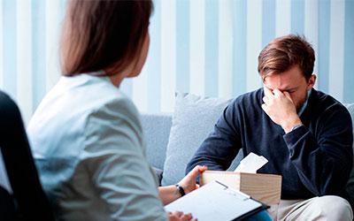 При отказе с больным работает психолог - Веримед