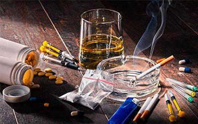 Алкогольная и наркотическая зависимость - Веримед