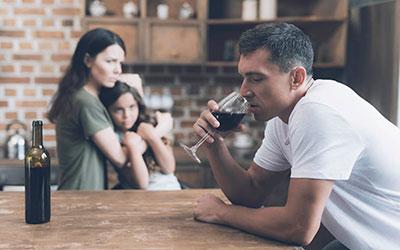 Что делать если муж алкоголик - Веримед