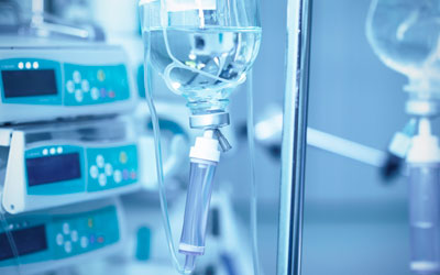 Инфузионная терапия - Веримед