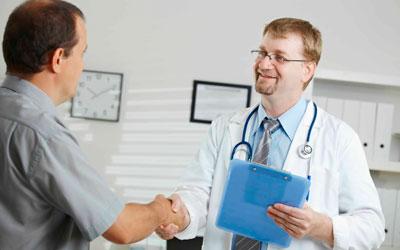 Важно обратиться к опытным докторам - Веримед