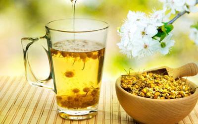 Заваривать травяные чаи с медом - Веримед