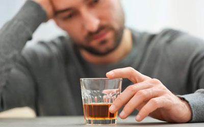 Человек начинает пить заново не замечая изменений - Веримед