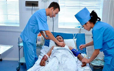 Лечение в стационаре - Веримед