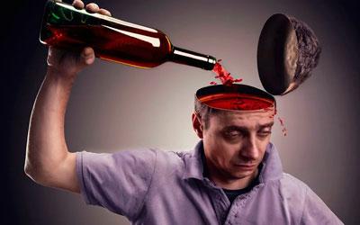 Алкогольная энцефалопатия - Веримед