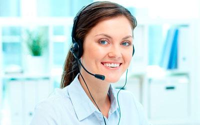 Звонок в колл-центр клиники - Веримед