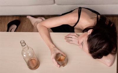Алкогольная депрессия - Веримед