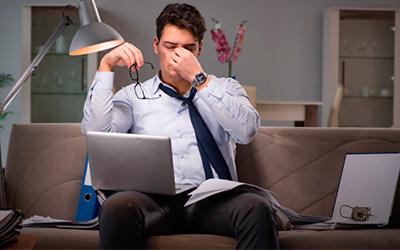 Лечение трудоголизма - Веримед