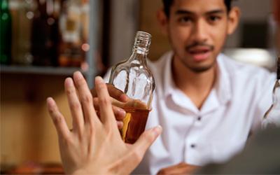 До начала терапии не пить спиртное - Веримед