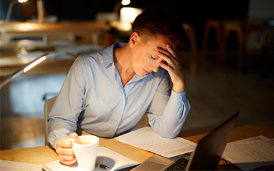 Что такое трудоголизм - Веримед