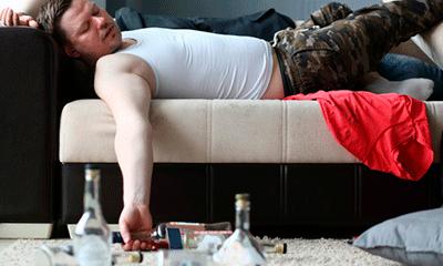 Бытовое пьянство - Веримед