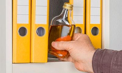 У алкоголиков дома никогда не хранится алкоголь - Веримед