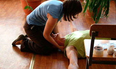 Первая помощь больному - Веримед