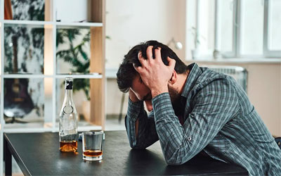 I стадия хронического алкоголизма - Веримед