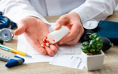 Успокоительная фармакотерапия - Веримед