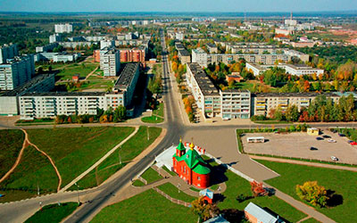 Выезд на дом в город Луховицы - Веримед