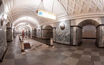 Выезд на дом в район станции метро «Курская» - Веримед