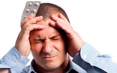 Головные боли являются признаком наркомании – Веримед