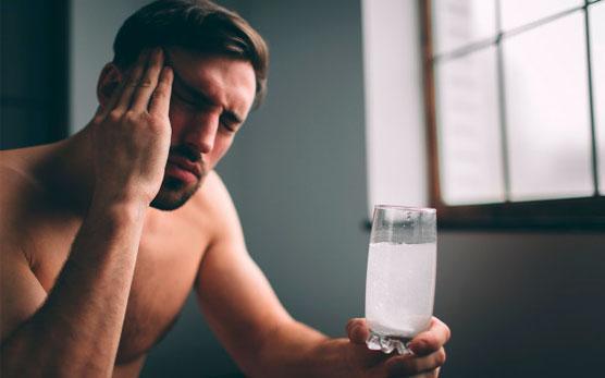 Устранение негативных симптомов похмелья – Веримед