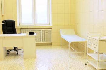 Фото процедурной палаты Веримед - фото 2