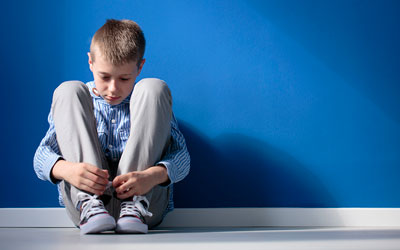 Замкнутый ребенок с нестабильной психикой – Веримед
