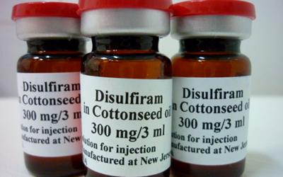 Препараты на основе дисульфирама - Веримед