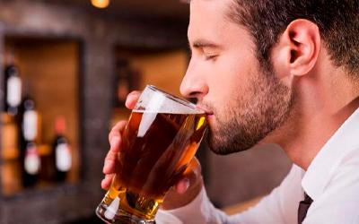 Проблема алкоголизма у мужчин - Веримед