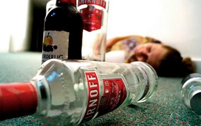 Необходимость снятия острой интоксикации алкоголем – Веримед