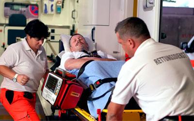 Неотложная госпитализация - Веримед