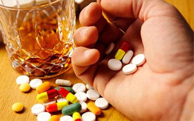Последствия употребления кодеина с алкоголем - Веримед