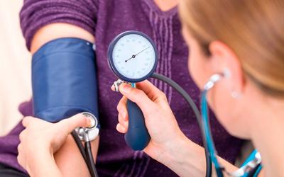 Выраженное повышение артериального давления – Веримед