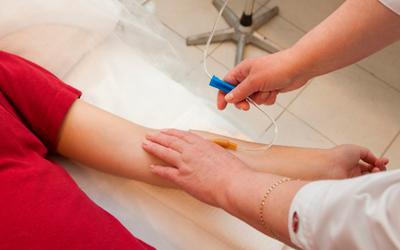 Как проходит лечение озонотерапией - Веримед