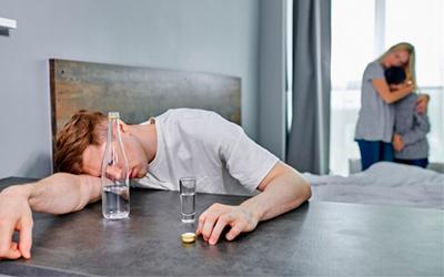 Как спасти алкоголика - Веримед