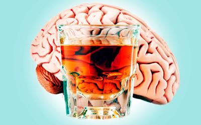 Спиртное и мыслительная деятельность - Веримед