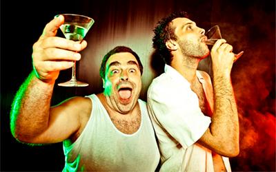 Все ради чего живет пьющий — это выпивка - Веримед